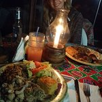 food was unreal!