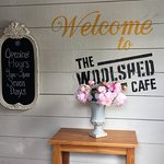 Ambience at the Woolshed Cafe