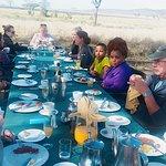 Mbuzi Mawe Serena Camp Foto