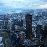 View from the Eureka Skydeck
