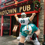Dolphin Pub for the Day, 12/24/16