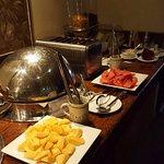 Breakfast Buffet at Cafe de Win