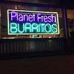Foto de Planet Fresh Gourmet Burritos