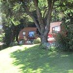 Apart Hotel Cabanas Lago Moreno Foto