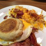 When in doubt - go to Denny's for its value and quantity