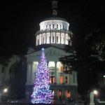 2016 Christmas Tree, Capitol Park, Capitol, Sacramento, CA