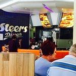 The Steers at Three Sisters