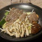 Tender Hida beef