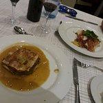 Lasagna de marisco