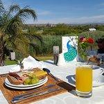 Das beste Frühstück von Südafrika