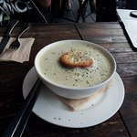 Soup of the day (broccoli)