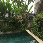 Villa Besar Foto