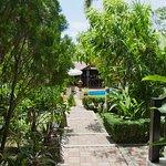 Baan Sukreep - Zen Garden Cottages Foto