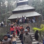 Hidamba Devi Temple near by Utopia Resort.