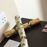 The Christmas goodies left in the room