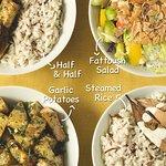 Vegan side orders