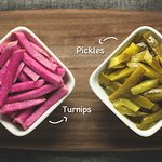 Pickles and Turnips