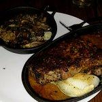 Brandy Flamed Pepper Steak