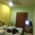 room (elec fan)