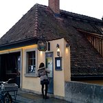 Alte Mainmühle in Würzbug