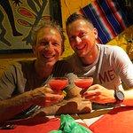 Mooorish Margaritas