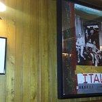 Intérieur 1 du restaurant