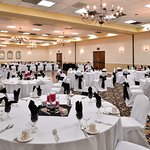 Private gatherings for 200+ guests