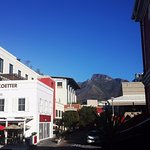 Cape Quarter Shopping Mall in Jarvis Street