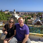 Park Guell, a must-see!