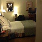 Una pequeña habitación... de 100 Euros!!! Un horror
