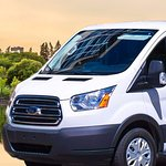 """Shuttle Bus provides """"Shuttle Anywhere"""" service to/from anywhere within Saskatoon city limites"""