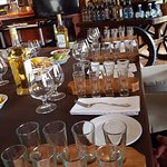Tequila tasting event