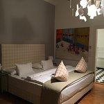 Schlafzimmer Bösendorfer Suite