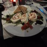 Mozzarella + saumon