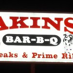 Best barbecue in Bell. Down home cooking. Try the pork plate& BBQ fries. Don't ask for a cold be