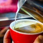 Arte latte.