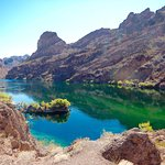 Colorado River in Black Canyon