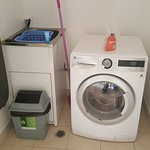 Washer & Dryer combo with sink