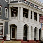 The Herbert Grand Hotel is a nearly century old historic inn located in Kingfield, Maine.