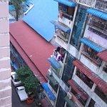 Central Hotel Yangon Foto