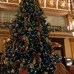 Pfister Lobby Christmas Tree