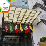 Ingreso Hotel San Silvestre