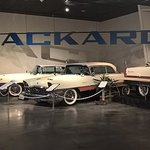 Nice specialty museum focusing on Packard Motor Car Company