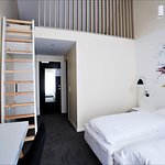 Nordic Double Room with hems