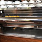 Strada espresso machine.