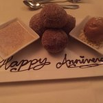Amazing restaurant from beginning to end. Made our anniversary incredible.