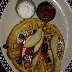 Buttermilk Waffles!