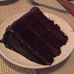 Conch Chowder & Chocolate Cake!