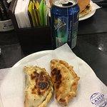 Empanadas del Snack Bar