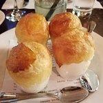 Escargots de Bourgogne en Croute
